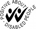 Positive about disabled people